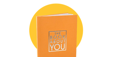 Create your own personalised book